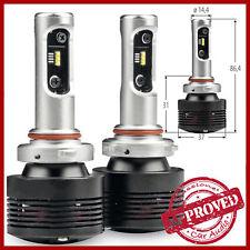 Phonocar 07505 Kit Lampade LED per fari abbaglianti anabbaglianti HB3 HB4 8000 L