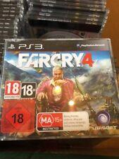 PS3 Far Cry 4 Promo Spiel (volle Werbe Spiel) Ubisoft PAL