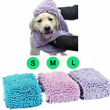 Soft Quick-dry Bath Towel Absorbent Pet Bath Towel Dog Cat Puppy Hygiene Supply