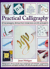 Practical Calligraphy: 16 Techniques, 25 Practice Exercises-9781844765188-G013