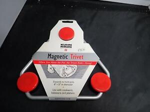 Kuhn Rikon Magnetic Trivet Item #2506