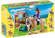 Playmobil 5520 - Caballo de Exhibición con Establo - NUEVO
