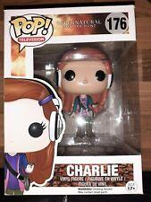 Supernatural CHARLIE Pop Figure