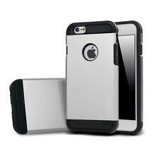 IPhone 4/4s Case Housse Coque Cover Protection for Iphone couleur argent