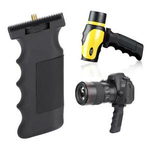 Camera Handle Plastic Grip Handheld Stabilizer with Screw for Canon Nikon Camera