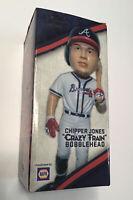 "Chipper Jones ""Crazy Train"" Bobblehead Of Atlanta Braves"