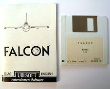 FALCON jeu original / original Game for ATARI 520 / 1040 ST / MEGA ST / STE