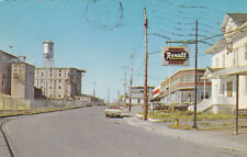 Partial Street View, Rexall Drug Store/Pharmacy, Chandler, Quebec, Canada, 1970s