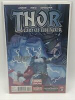 THOR GOD OF THUNDER #20 FIRST PRINT MARVEL COMICS (2014) DARIO AGGER MINOTAUR C5
