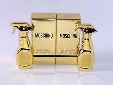 Moschino Gold Fresh Couture 10 ml Eau de Parfum Miniaturen ( 2x 5 ml )