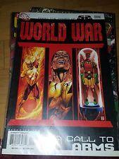 World War III #1-4 Mini Series Full Set 52 Black Adam DC Comics 2004