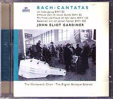 Gardiner: Bach Cantata BWV 82 ho abbastanza 83 125 200 purification of Mary CD