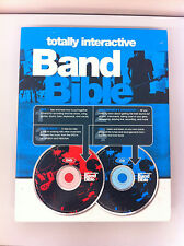 Totally Interactive Band Bible Book With CD & DVD
