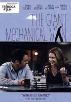 The Giant Mechanical Man (DVD, 2012) Jenna Fischer, Topher Grace  BRAND NEW