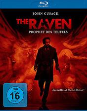 Blu-ray * THE RAVEN | JOHN CUSACK # NEU OVP §