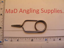 """2 1/2"""" LONG Fine NOSED Hackle Pliers for Fly Tying"""