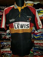 Player Issue Newport Gwent Dragons Rugby Shirt Various Sizes Purple