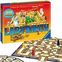 Ravensburger 26448 Labyrinth-The Moving Maze Family Board Game for Kids & Adults