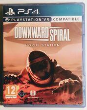 Downward Spiral Horus Station PS VR PS4 Sony Playstation Virtual Reality Game
