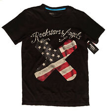 Rockstars & Angels T-shirt Original made in L.A. NEU Gr. M