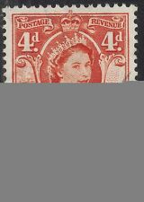 Elizabeth II (1952-Now) Used Bechuanaland Stamps (Pre-1966)