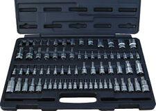 72 Pc. Master Star Bit Socket Set ATD Tools 13772