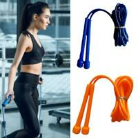 Adjustable Skipping Rope Nylon Jump Boxing Fitness Speed Rope Training Tool 2019