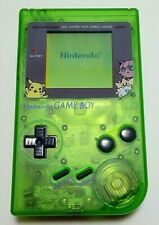 Nintendo Game Boy DMG-01 - Pokemon Consola Verde Claro
