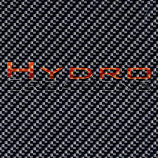 "HYDROGRAPHIC FILM FOR HYDRO DIPPING WATER TRANSFER FILM CARBON FIBER 38.5"" x 19"""