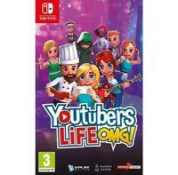 Youtubers Life: OMG Edition - Nintendo Switch [U-Play Online YouTube] Brand NEW