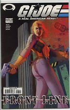 G.I. Joe Frontline 2002 series # 7 near mint comic book