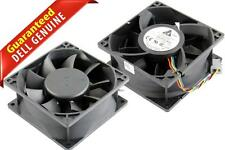 Dell Dimension 8400 Delta AFC0912DE P2780 CPU Fan DC Brushless 12V 2.50A R4VP2