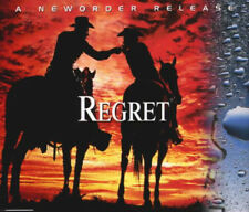 NEW ORDER  Regret   UK CD Single 1993 London Records   Terry Farley Pete Heller