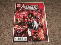 AVENGERS:THE CHILDRENS CRUSADE # 9 - HOUSE OF M-SCARLET WITCH HULKLING WICCAN FN