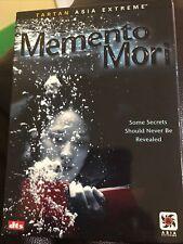 Memento Mori (Dvd, 2005) Korean Horror Film, Like New