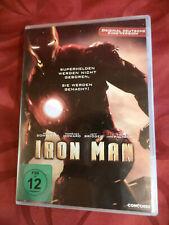 Iron Man - DVD - Marvel Superhelden Action Fantasy Avenger Comic Verfilmung Kult