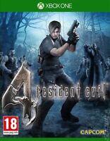 Resident Evil 4 (Xbox One) PEGI 18+ Adventure: Survival Horror ***NEW***
