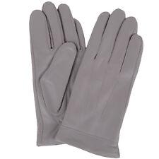 Damen Butter weich Premium Echtleder Handschuhe mit 3-Punkt Stich Design