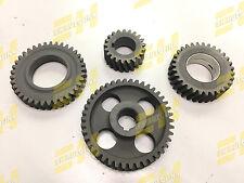 1 Set Engine Gear For Isuzu NHR Truck 4JB1 (1002250BB /2301BB /5012BB /6012BB)