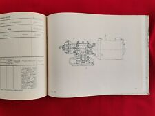 Bmp-2 Infantry Armored Vehicle Army Repair Manual Vtg Military Russian Ussr Rare