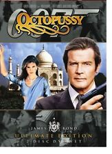 DvD 007 OCTOPUSSY OPERAZIONE PIOVRA 2 DvD  James Bond Roger Moore ......NUOVO