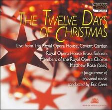 ROYAL OPERA HOUSE BRASS - The Twelve Days of Christmas -(CD, Brass)-NEW