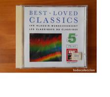 BEST-LOVED CLASSICS 5 - CLARKE, BACH, MOZART, ALBINONI, WEBER, CHOPIN... (W6)