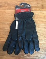 Hatch FriskMaster Black Leather Gloves Honeywell Spectra Liner FM2000 Sz XXL