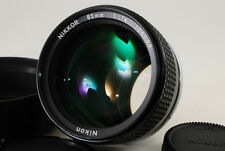 [NEAR MINT!!] Nikon Nikkor Ai-s 85mm f/1.4 AIS Lens w/Hood HN-20 From JAPAN #209