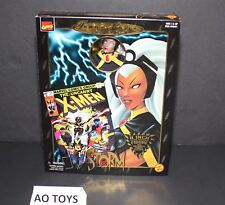 Storm X-men 8in Marvel Action Figure in Black original costume Toy Biz New 1997