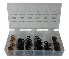 OSK™ 120 Piece Pressure Washer QD O-Ring Seal Kit COLORED!
