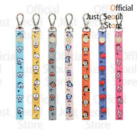 Official BTS BT21 Baby Slim Hand Strap +Freebie +Free Tracking KPOP
