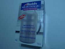 Aladdin Micro Magic Food Bottle Thermos Microwave  Convenience  17 Ounce new