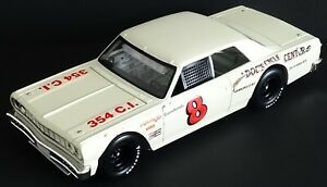 Dale Earnhardt, Sr. #8 Doc's Cycle Center 1/24 Action 1974/1964 Chevy Chevelle